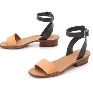🆕 {{madewell}} Boardwalk Ankle-Strap Sandals